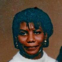 Mrs. Mary Lavonne Edwards