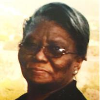 Mrs. Dorothy Mae Fields Curry