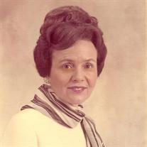 Mrs. Juanita Jordan Coogler