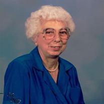 Thelma Uvah Hayes