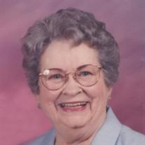Mrs. Billie Cheek Hays