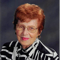 Muriel F.  Barger