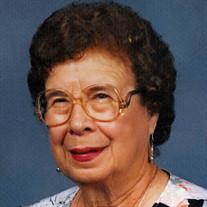 Harriet Shumard