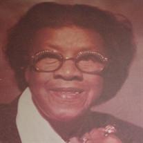 Mrs. Anvilene Thomas Baker