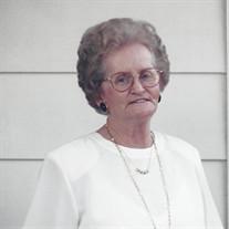 Martha Edna Rhodes Bloodworth