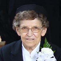 Sr. M. Angeline (Anna Marie) Frantz, OSF