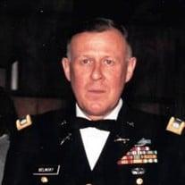 LTC Howard  Milton Belinsky, US Army (Ret)
