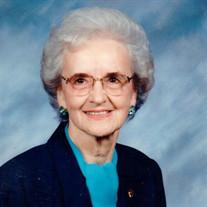 Opal June Gilbert