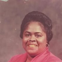 Mrs. Drucilla Watts
