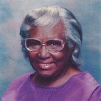 Mrs. Maudrie - Wimbley
