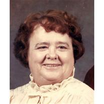Julia Lusher Smith