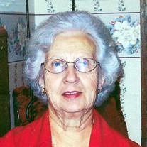 Wilma Lea Massie