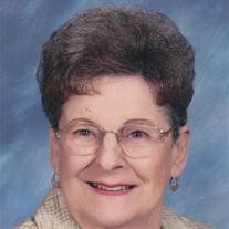 Evelyn M. Ramsey Rickard