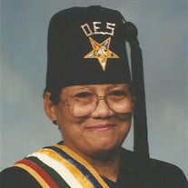 Mrs. Myrtle Ruth Thomas Love Pettiway