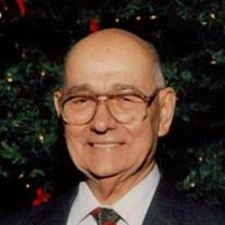 """Ernst Henry """"Ernie""""  Holler"""