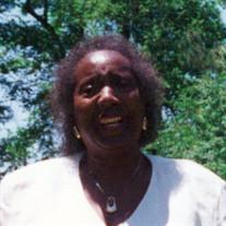 Ruth D. Clinkscales