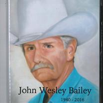 John Wesley Bailey