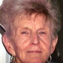 """Patricia """"Pat"""" Ann Ramsey"""