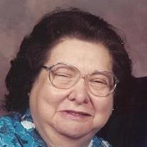 Audrey Jean McDowell Hall