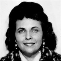 Velma Marie Strange