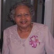 Sis. Paralee Jackson Powell