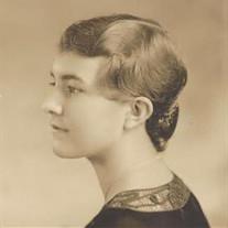 Verna Cushman Bergandine