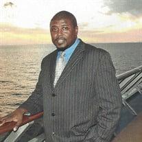 Pastor Theodore Godfrey McNair