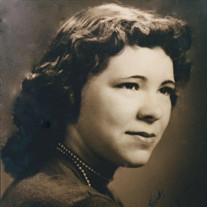 Hazel Sue Collins