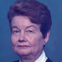 Dorothy Barker David