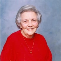 Mrs. Katherine Fowler (Mee Maw)