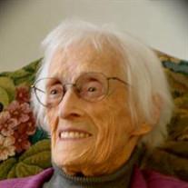 Mrs. Doris Bertha Bronkar