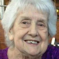 Mrs Cynthia Mary Lee