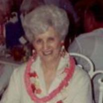 Maudie Lois Hapes