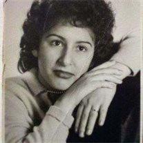 Mrs. Dolores Sabedra Leon