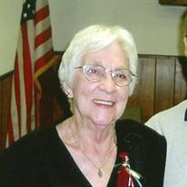 Wilma Jean Hefner Stump
