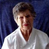 Verna Ellen McNabb Graham