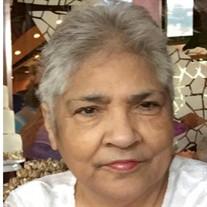 Ramona  Dolores Gonzales