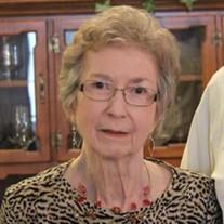Peggy Martin Vinson