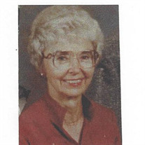 """Elizabeth """"Betty' Quade"""