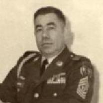 CSM (Ret) Manuel Aponte  Sandoval