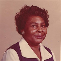 Ms. Lillie B. Williams