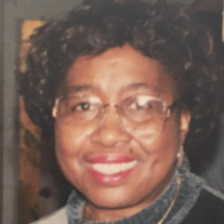 Minister Annie Jane Scott
