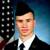 """Jonathan """"Jay"""" Leonard Bentley, SSgt U.S. Air Force"""