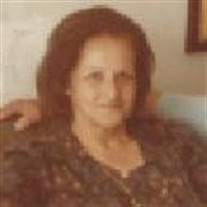 Mrs. Maria Armanno
