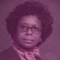 Mrs Mary Law  Boozer-Jones
