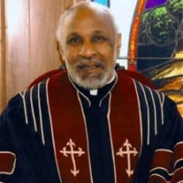 Rev. Dr. Reginald Mack Leffall, III