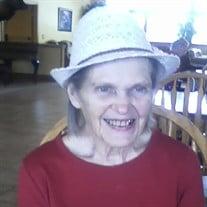 Joyce Georgina Parker