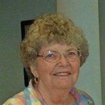 Mrs. Margaret Grace Van Wie