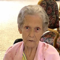 Josie Elizabeth  Moses