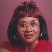 Mrs. Marjorie Dickens Burns
